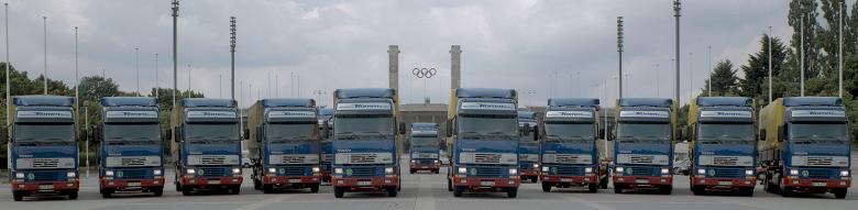Banner Olympiastadion